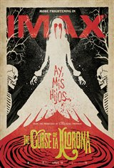 The Curse of La Llorona: The IMAX Experience Movie Poster