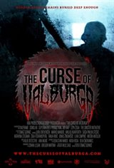 The Curse of Valburga Large Poster