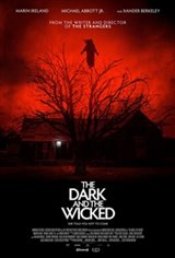 The Dark and the Wicked Movie Poster Movie Poster