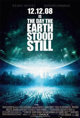 The Day the Earth Stood Still: The IMAX Experience Movie Poster