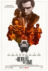 The Devil All the Time (Netflix) Movie Poster