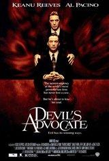 The Devil's Advocate Movie Poster