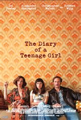 The Diary of a Teenage Girl Movie Poster Movie Poster