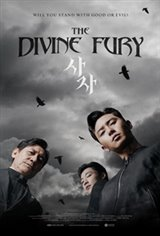 The Divine Fury Movie Poster Movie Poster