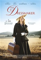 The Dressmaker Movie Poster Movie Poster