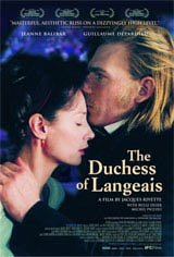 The Duchess of Langeais Movie Poster Movie Poster