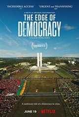 The Edge of Democracy (Untitled Brazil Documentary) Movie Poster