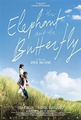 The Elephant and the Butterfly Affiche de film
