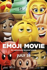 The Emoji Movie Movie Poster