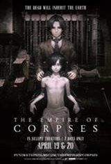 The Empire of Corpses (Shisha no teikoku) Movie Poster