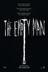 The Empty Man Affiche de film