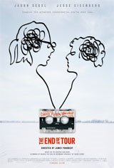 The End of the Tour Movie Poster