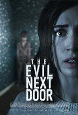 The Evil Next Door Affiche de film