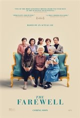 The Farewell Affiche de film