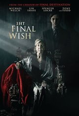 The Final Wish Affiche de film