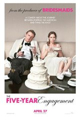 The Five-Year Engagement Movie Poster Movie Poster