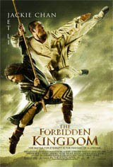 The Forbidden Kingdom Movie Poster Movie Poster
