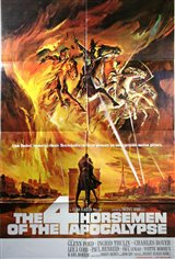 The Four Horsemen of the Apocalypse Movie Poster