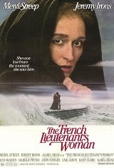 The French Lieutenant's Woman Movie Poster