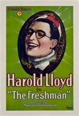 The Freshman (1925) Movie Poster