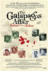 The Galápagos Affair: Satan Came to Eden Movie Poster