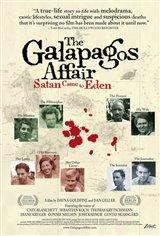 The Galápagos Affair: Satan Came to Eden Poster