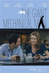 The Giant Mechanical Man Movie Poster Movie Poster