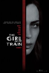 The Girl on the Train Movie Poster Movie Poster