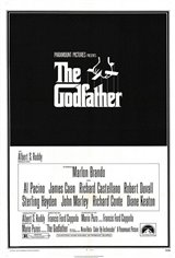 The Godfather Movie Poster Movie Poster