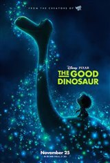 The Good Dinosaur 3D Movie Poster