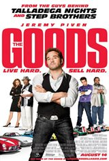 The Goods: Live Hard. Sell Hard. Large Poster
