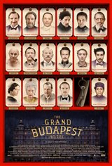 The Grand Budapest Hotel Movie Poster Movie Poster