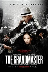 The Grandmaster Large Poster