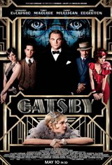 The Great Gatsby Large Poster