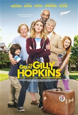 The Great Gilly Hopkins Movie Poster