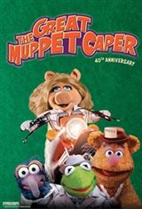 The Great Muppet Caper 40th Anniversary Affiche de film