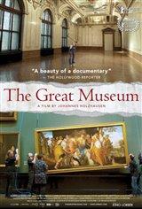 The Great Museum (v.o.allemand, s.-t.a.) Affiche de film