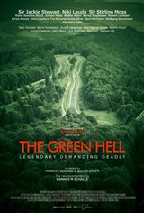 The Green Hell: Legendary Demanding Deadly Movie Poster