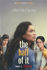 The Half of It (Netflix) Movie Poster