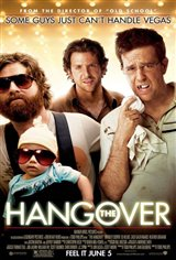 The Hangover Movie Poster