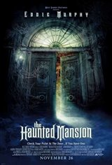 The Haunted Mansion Movie Poster