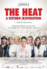 The Heat: A Kitchen (R)evolution Large Poster