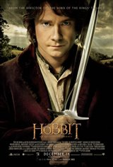 The Hobbit: An Unexpected Journey 3D Movie Poster
