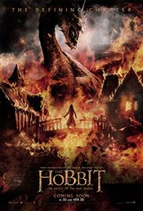 The Hobbit: The Battle of the Five Armies - An IMAX 3D Experience Movie Poster