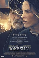 The Homesman (v.o.a.) Affiche de film