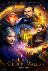 The House with a Clock in its Walls Movie Poster Movie Poster