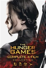 The Hunger Games: Complete 4-Film Collection Movie Poster