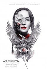 The Hunger Games: Mockingjay Part 2 - The IMAX Experience Movie Poster