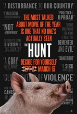 The Hunt Movie Poster Movie Poster