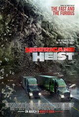 The Hurricane Heist Affiche de film